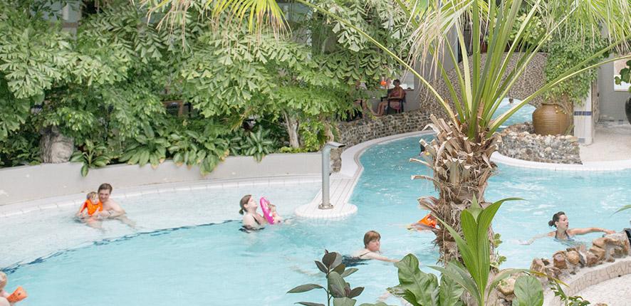 Subtropisch zwembad Zuid Holland Port Zelande