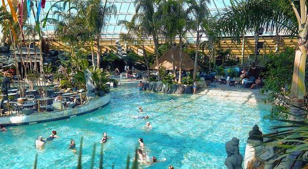 Subtropisch zwembad de eemhof foto s en informatie
