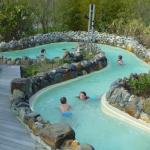 Wildwaterbaan subtropisch zwembad de Eemhof