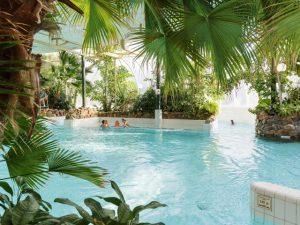 Subtropisch zwembad Limburgse Peel