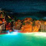 Subtropisch zwembad Preston Palace