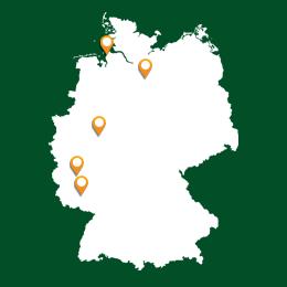 Subtropische zwembaden Center Parcs Duitsland