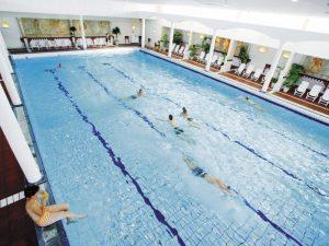 Zwemmen in Aqua Mundo Zandvoort